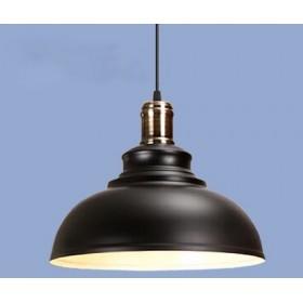 GOTRAVO Suspension vintage Rétro industriel Loft coupole de 4 couleurs au choix 32952600478