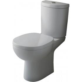IDEAL STANDARD Pack WC prêt à poser CONNECT classic, sortie horizontale, blanc Réf. E716901 E716901