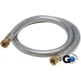 BANIDES & DEBEAURAIN Flexible inox secure gaz naturel 2,00 m réf 38856 0038856