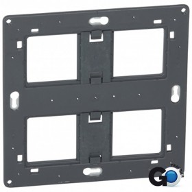 LEGRAND SUPPORT BATIBOX 2X4/5 MODULES 080264