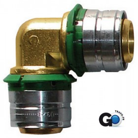 UPONOR Coude UPONOR à sertir 90° 20-20 Réf 1064178 1064178