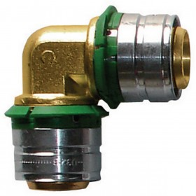 UPONOR Coude UPONOR à sertir 90° 50-50 Réf 1064182 1064182