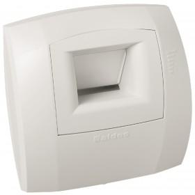 ALDES Bouche hygroréglable C5 BAHIA CURVE S 15/40 diaM 125 pour salle de bain ALDES 11017393