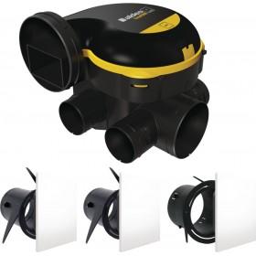 ALDES Kit VMC Easyhome auto + Colorline Réf 11026033 ALDES 11026033