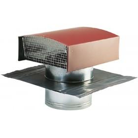 ALDES Sortie de toit VMC STS tuile diamètre 160 réf 11030108 ALDES 11030108
