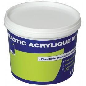 ALDES Mastic d'étanchéité acrylique, 1kg Réf. 11091077 ALDES 11091077