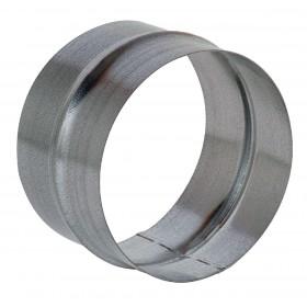 ALDES Raccord mâle-mâle rigide en acier galvanisé diamètre 355 11093049 ALDES 11093049