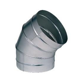 ALDES Coude 45° diamètre 400 11093350 ALDES 11093350