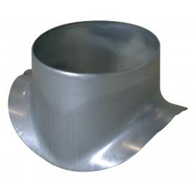 ALDES Piquage équerre circulaire 90° acier galvanisé diamètre 400/200 11094512 ALDES 11094512