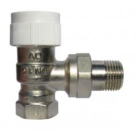 OVENTROP Corps de robinet équerre AV9 3 / 8'' réf. 1183703 1183703