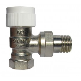 OVENTROP Corps de robinet équerre AV9 3 / 4'' réf. 1183706 1183706