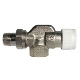 OVENTROP Corps de robinet équerre inversé AV9 3 / 8'' réf. 1183903 1183903