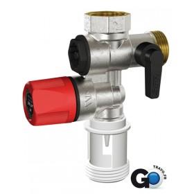 WATTS INDUSTRIE Groupe de sécurité chauffe-eau 20x27 sous boîte réf 2252550 2252550