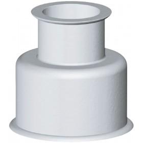 GRIPP Manchon double WC grand modèle 30 x 65 blanc 2205-b vrac réf. 23014011 23014011