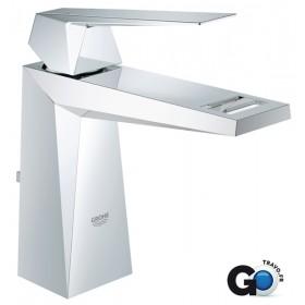GROHE Mitigeur monocommande 15x21 pour lavabo ALLURE BRILLIANT chromé Réf 23033000 23033000