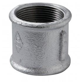 VIRFOLLET-ATUSA  Manchon N° 270 Fonte malléable noir diamètre : 66x76 Réf. 27021009 27021009