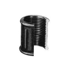 VIRFOLLET-ATUSA  Manchon fonte malléable 270 galvanisée 12X17 Réf. 27025002 27025002