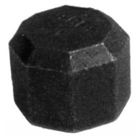 VIRFOLLET-ATUSA  Bouchon fonte malléable 300 galvanisée F 12X17 Réf. 30015002 30015002