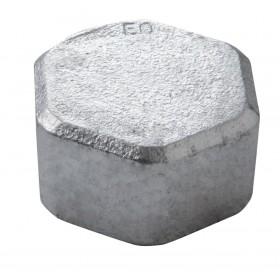 VIRFOLLET-ATUSA  Bouchon N° 300 Fonte malléable noir F diamètre : 40x49 Réf. 30021007 30021007