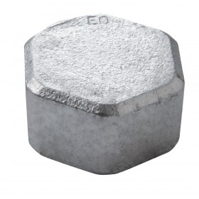 VIRFOLLET-ATUSA  Bouchon N° 300 Fonte malléable noir F diamètre : 50x60 Réf. 30021008 30021008