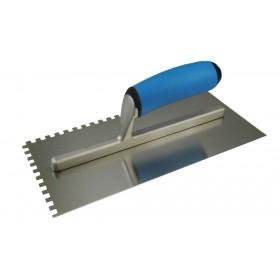 NOVIPRO Platoir à colle - denture carrée 10x10 mm 36425