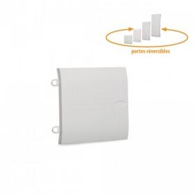 OHMTEC Porte blanche pour coffret 1 rangées 423204 OHMTEC Réf: 423135 423135