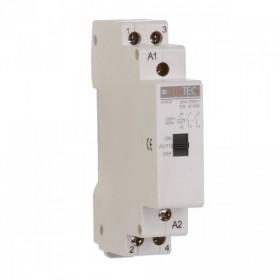 OHMTEC Contacteur Heures creuse pour chauffe eau électrique 20 A Jr/Nt OHMTECH 423422 423422