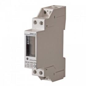 OHMTEC Compteur électrique de consommation monophasé modulaire digital OHMTEC 423436 423436