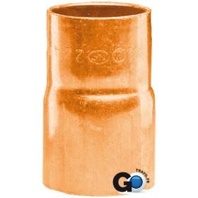 ALTECH Manchon cuivre 5243 réduit mâle femelle D 28/18 ALTECH (Sachet de deux éléments) 5243-28/18(2)