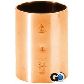 ALTECH Manchon cuivre 5270 égal femelle femelle D 18 ALTECH (Sachet de deux éléments) 5270-18(2)