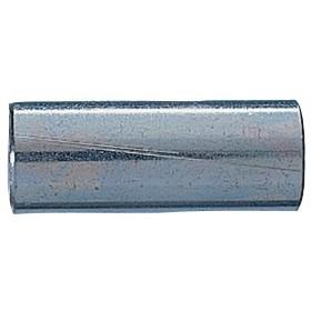 NOVIPRO Raccord jonction cylindrique 8X125 L30 mm - 50 pièces, réf. 533490 533490