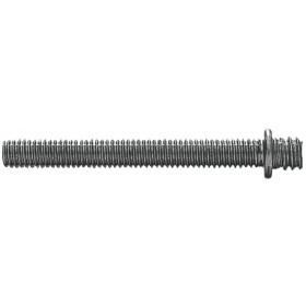 NOVIPRO Patte à Vis métal M6x40 mm - 100 pièces, réf. 533513 533513