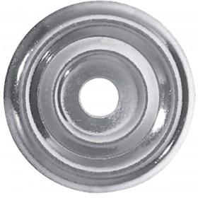 NOVIPRO Rosace Plate D30 mm - 100 pièces, réf. 533522 533522