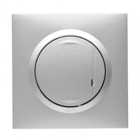LEGRAND COMMANDE SANS FIL ON/OFF ALU 600183
