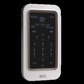 DELTA DORE Clavier tactile avec écran sans fil CLT 8000 TYXAL+ 6413252