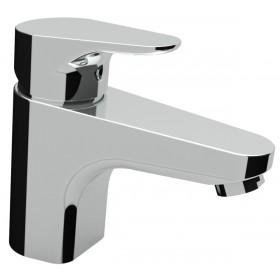 ALTERNA Mitigeur lavabo CONCERTO4, vidage laiton, cartouche céramique avec point dur, manette métal, NF, chromé 3461851 70.15...