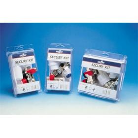 COMAP SECURI'KITS Kit n°1, groupe de sécurité 889 + siphon encliquable 8877 réf 889050 88905001