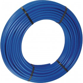 COMAP Tube nu en couronne bleu PER BetaPEX-RETUBE diam 16 ep : 1,5 mm Lg : 120 m B611001042