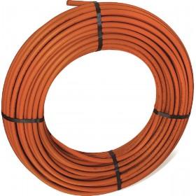 COMAP Tube nu en couronne rouge PER BetaPEX-RETUBE diam 25 ep : 2,3 mm Lg : 100 m B612004042