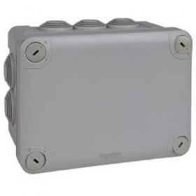 SCHNEIDER Boite de dérivation 150X105X80 Mureva box Gris ENN05007
