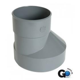 NICOLL Réduction MF extérieure excentrée - IB3 - diamètre 200/125 mm NICOLL IB3