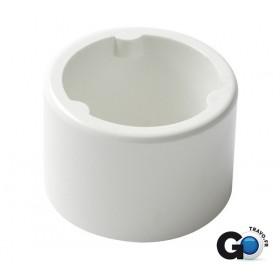 NICOLL Réduction mâle femelle incorporée diamètre 40/32mm blanc IHB NICOLL IHB