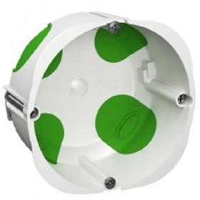 SCHNEIDER Boîte étanche 1 poste, diamètre 85 mm, profondeur 47 mm, 32A Multifix Air IMT35034