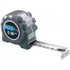 NOVIPRO Mesure roulante inox embout 5MX19MM magnétique 5mx19mm NOVIPro IR59M NOVI