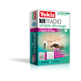 Yokis KIT RADIO SIMPLE ALLUMAGE 2000 Watts Réf: KITRADIOSA Code: 5454510 KITRADIOSA