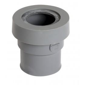NICOLL Manchette pour sorties d'appareils sanitaires, système J PVC femelle-femelle D40 NICOLL MAH2J