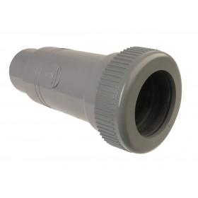 NICOLL Manchon de dilatation mâle-femelle simple - MJH - PVC gris - diamètre 50 mm NICOLL MJH