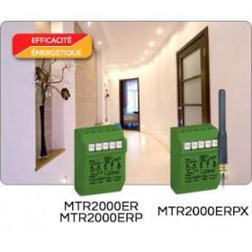 Yokis TELERUPTEUR TEMPORISE 10A RADIO POWER Réf: MTR2000ERP Code: 5454462 MTR2000ERP