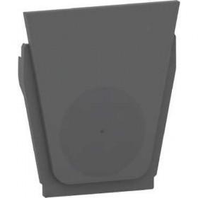SCHNEIDER Entrée de câble simple - IP55 - gris Mureva Styl MUR35008