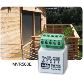 Yokis MICROMODULE VOLET ROULANT 500 Watts Réf: MVR500E Code: 5454090 MVR500E